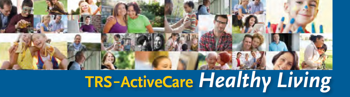 TRS ActiveCare Healthy Living