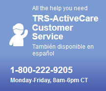 TRS Customer Service