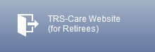 TRS Care Website for Retirees